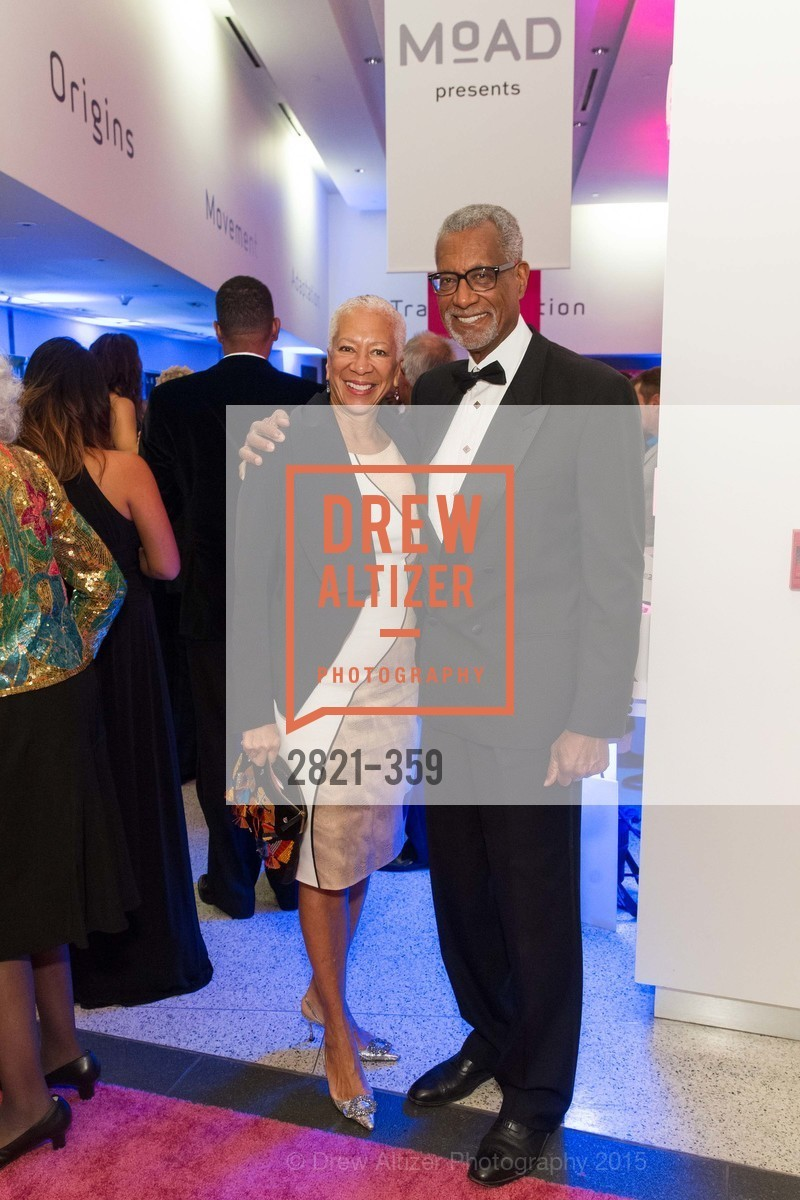 Angela Blackwell, Fred Blackwell, 2015 MoAD Gala: Finding the I in Diaspora, MoAD Museum & The St. Regis, October 10th, 2015,Drew Altizer, Drew Altizer Photography, full-service agency, private events, San Francisco photographer, photographer california