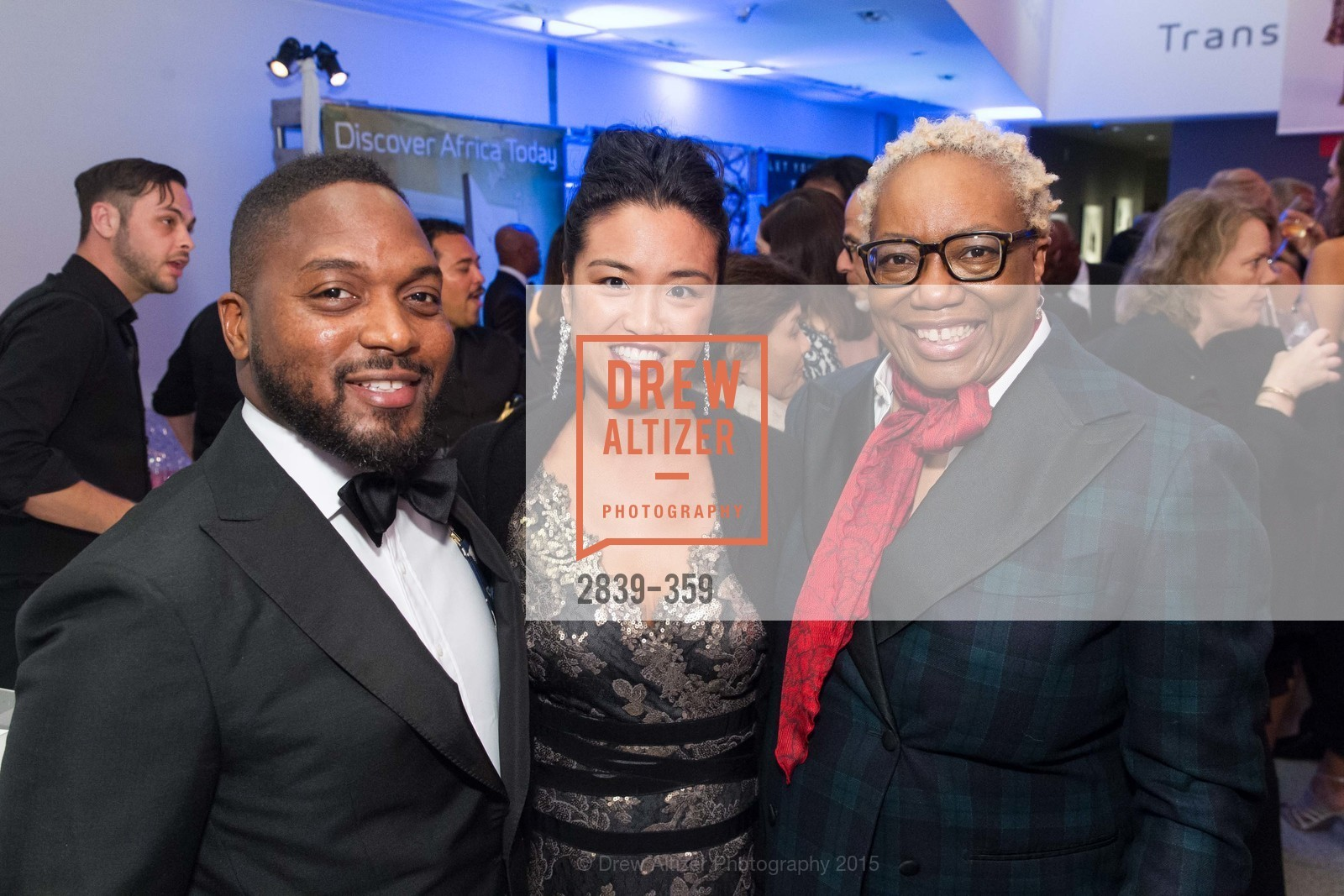 Bryant Terry, Jidan Terry-Koon, Linda Harrison, 2015 MoAD Gala: Finding the I in Diaspora, MoAD Museum & The St. Regis, October 10th, 2015,Drew Altizer, Drew Altizer Photography, full-service agency, private events, San Francisco photographer, photographer california