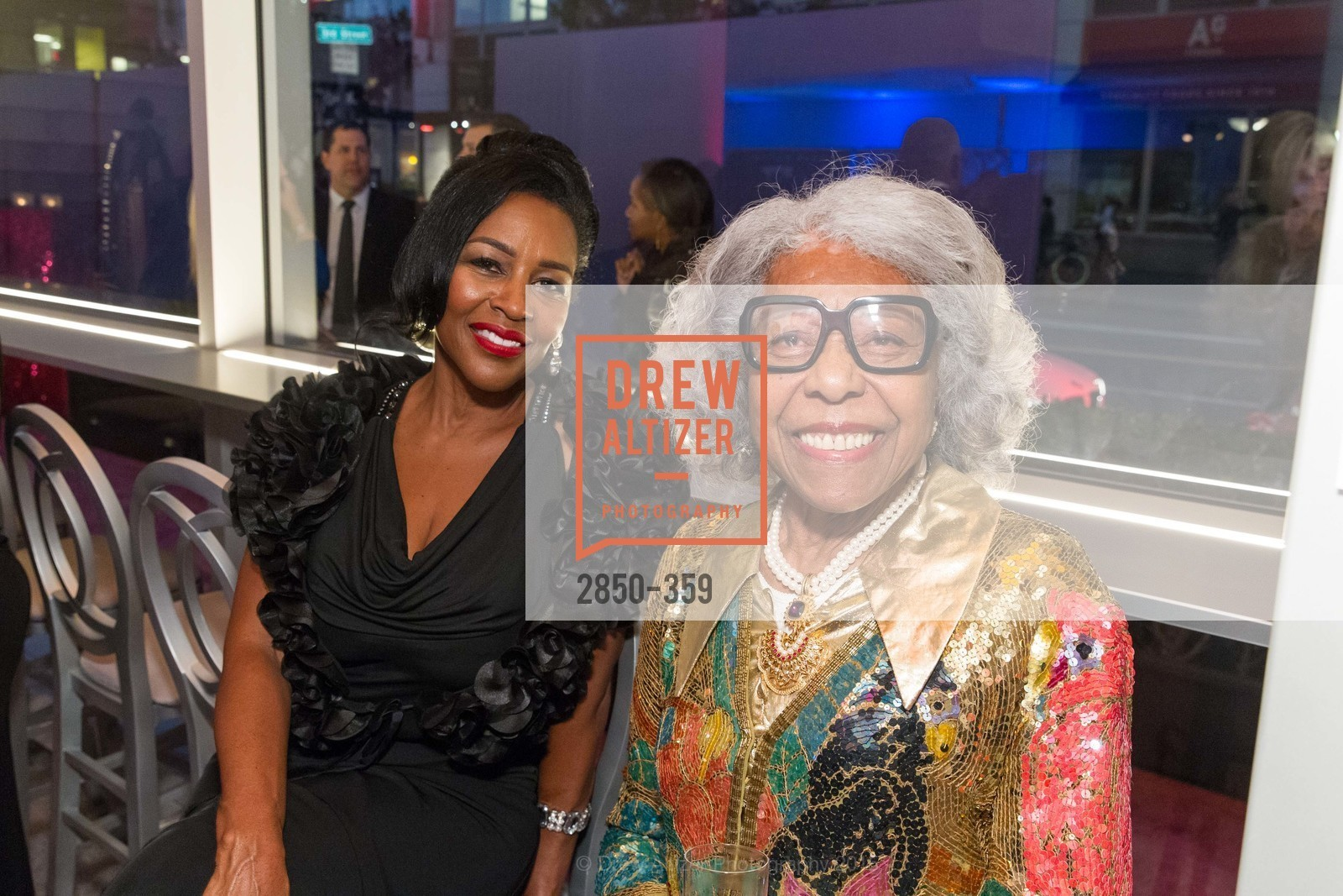 Collette Luckie, Dorothy Person, 2015 MoAD Gala: Finding the I in Diaspora, MoAD Museum & The St. Regis, October 10th, 2015,Drew Altizer, Drew Altizer Photography, full-service agency, private events, San Francisco photographer, photographer california