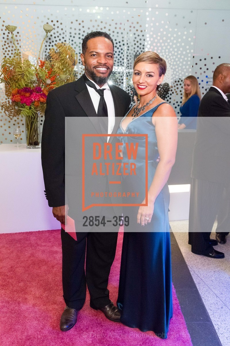 Stephen DeBerry, Cristin DeBerry, 2015 MoAD Gala: Finding the I in Diaspora, MoAD Museum & The St. Regis, October 10th, 2015,Drew Altizer, Drew Altizer Photography, full-service agency, private events, San Francisco photographer, photographer california