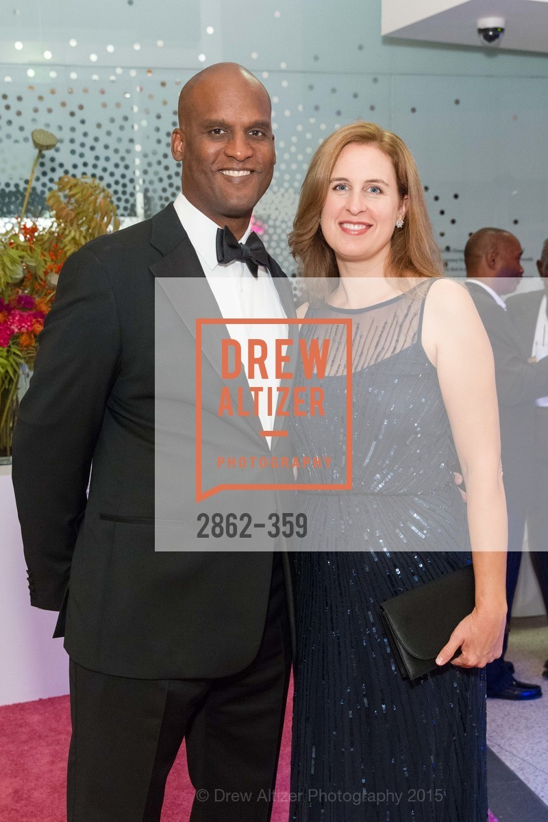Randy Lewis, Caitlin Whittaker, 2015 MoAD Gala: Finding the I in Diaspora, MoAD Museum & The St. Regis, October 10th, 2015,Drew Altizer, Drew Altizer Photography, full-service agency, private events, San Francisco photographer, photographer california