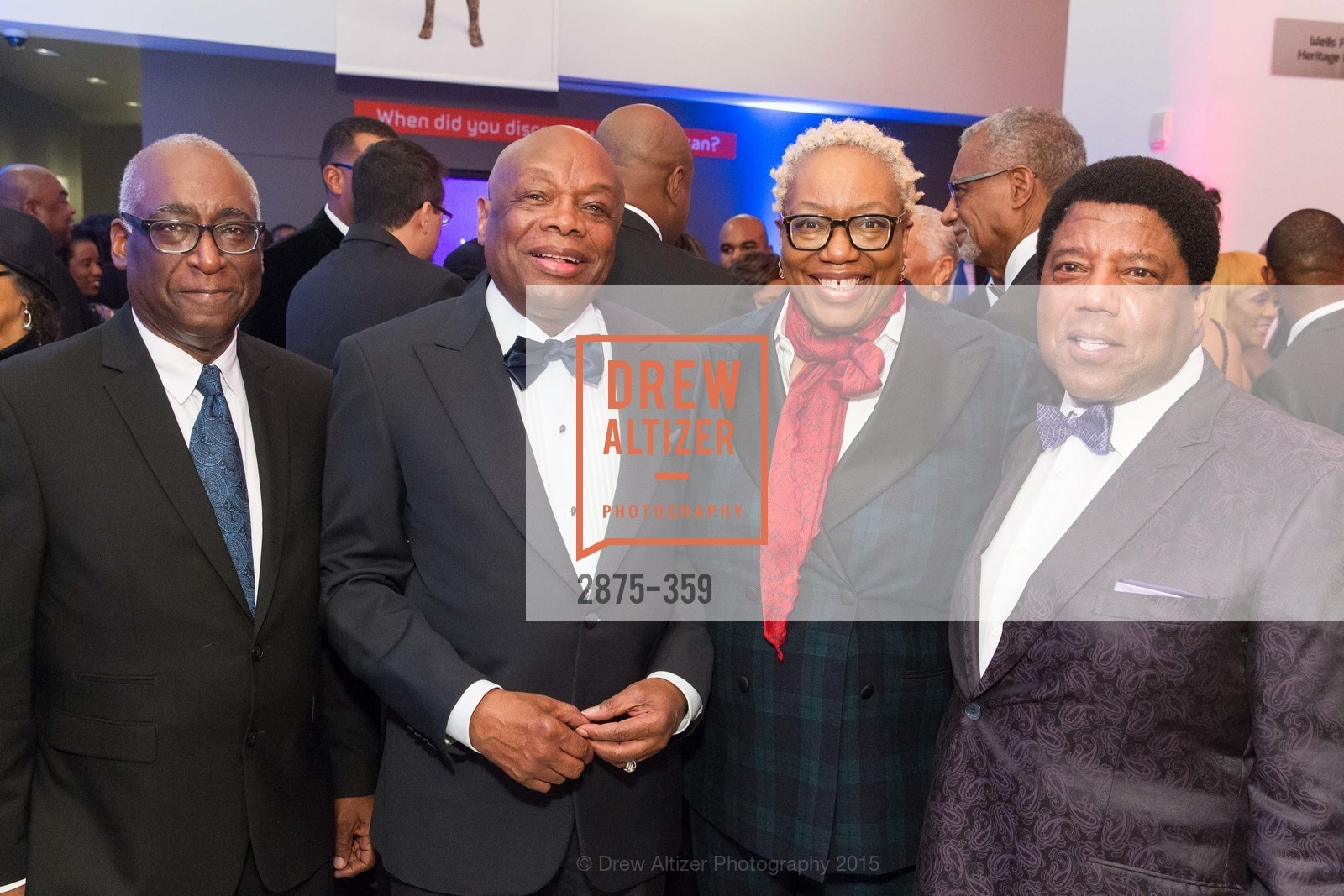 Michael Warr, Willie Brown, Linda Harrison, Lloyd Dean, 2015 MoAD Gala: Finding the I in Diaspora, MoAD Museum & The St. Regis, October 10th, 2015,Drew Altizer, Drew Altizer Photography, full-service agency, private events, San Francisco photographer, photographer california