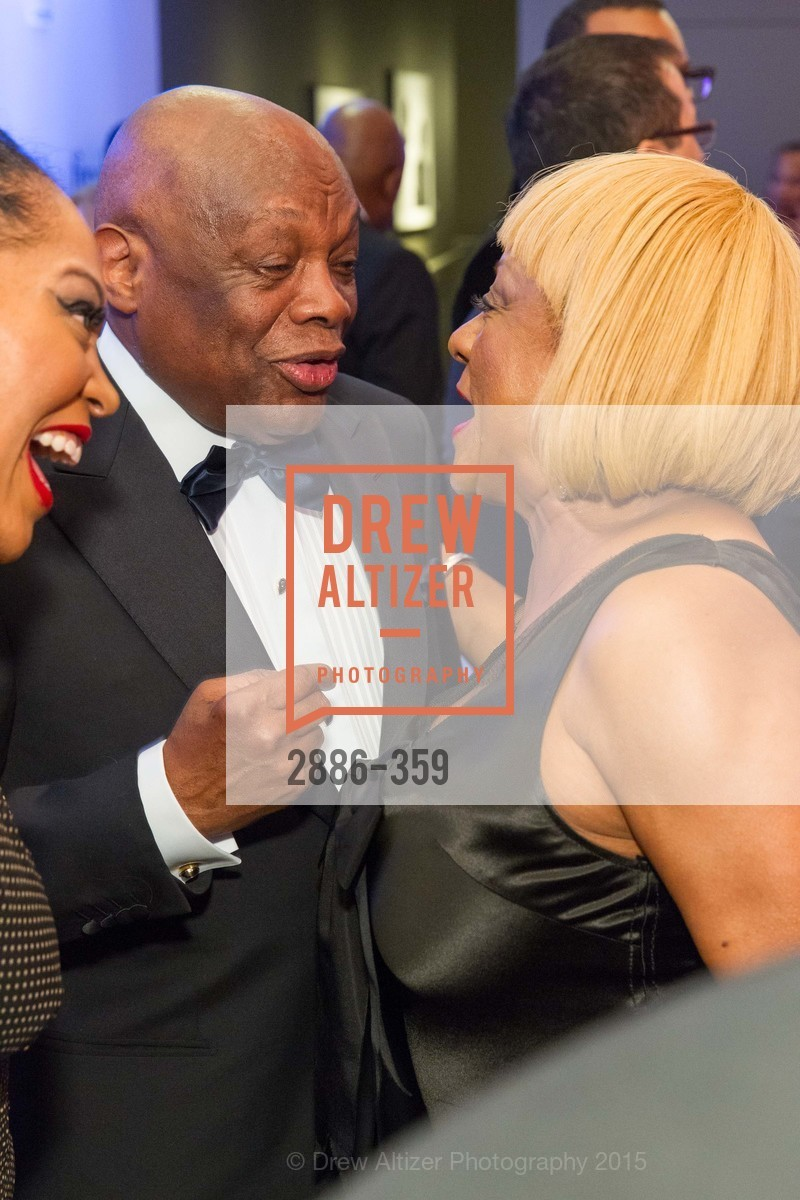 Willie Brown, Brenda Wright, 2015 MoAD Gala: Finding the I in Diaspora, MoAD Museum & The St. Regis, October 10th, 2015,Drew Altizer, Drew Altizer Photography, full-service agency, private events, San Francisco photographer, photographer california
