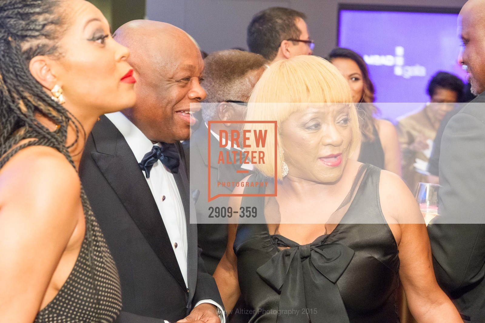 Amanda Wright, Willie Brown, Brenda Wright, 2015 MoAD Gala: Finding the I in Diaspora, MoAD Museum & The St. Regis, October 10th, 2015,Drew Altizer, Drew Altizer Photography, full-service event agency, private events, San Francisco photographer, photographer California