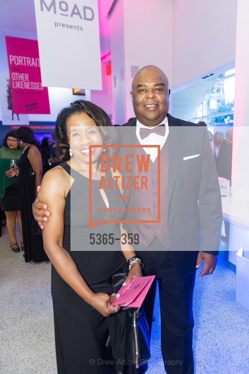 Debra Taylor, Art Taylor, 2015 MoAD Gala: Finding the I in Diaspora, MoAD Museum & The St. Regis, October 10th, 2015,Drew Altizer, Drew Altizer Photography, full-service agency, private events, San Francisco photographer, photographer california