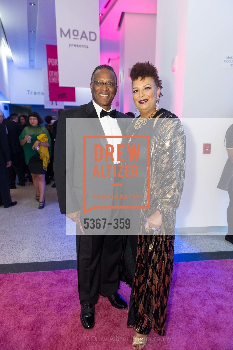 Dave Clark, J. Rosalynn Smith-Clark, 2015 MoAD Gala: Finding the I in Diaspora, MoAD Museum & The St. Regis, October 10th, 2015,Drew Altizer, Drew Altizer Photography, full-service agency, private events, San Francisco photographer, photographer california