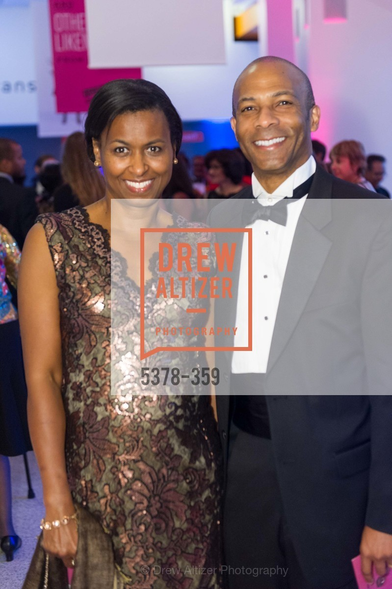 Denise Smith, Rich Smith, 2015 MoAD Gala: Finding the I in Diaspora, MoAD Museum & The St. Regis, October 10th, 2015,Drew Altizer, Drew Altizer Photography, full-service agency, private events, San Francisco photographer, photographer california
