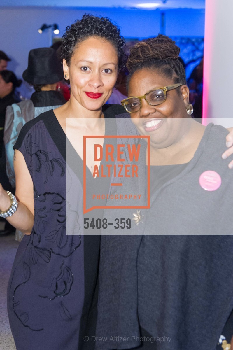 Trina DeChalus, Lovisa Brown, 2015 MoAD Gala: Finding the I in Diaspora, MoAD Museum & The St. Regis, October 10th, 2015,Drew Altizer, Drew Altizer Photography, full-service agency, private events, San Francisco photographer, photographer california
