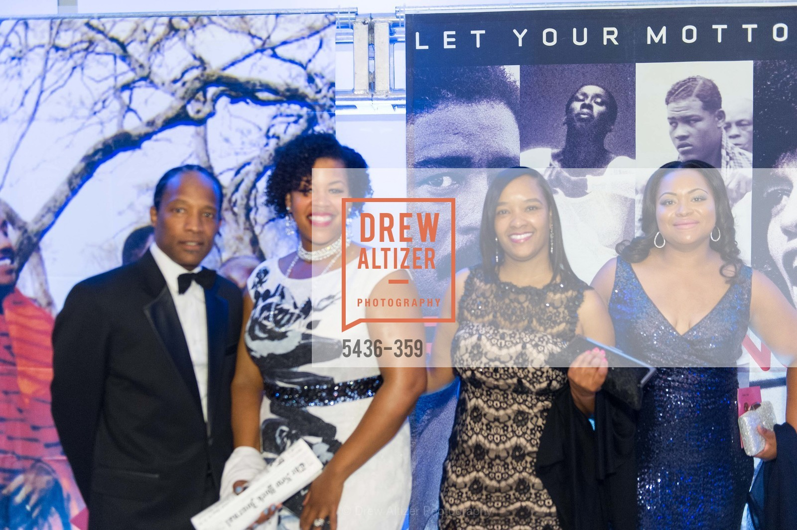 Wayne Jackson, Lashon Walker, Antoinette Otis, Takija Gardner, 2015 MoAD Gala: Finding the I in Diaspora, MoAD Museum & The St. Regis, October 10th, 2015,Drew Altizer, Drew Altizer Photography, full-service event agency, private events, San Francisco photographer, photographer California
