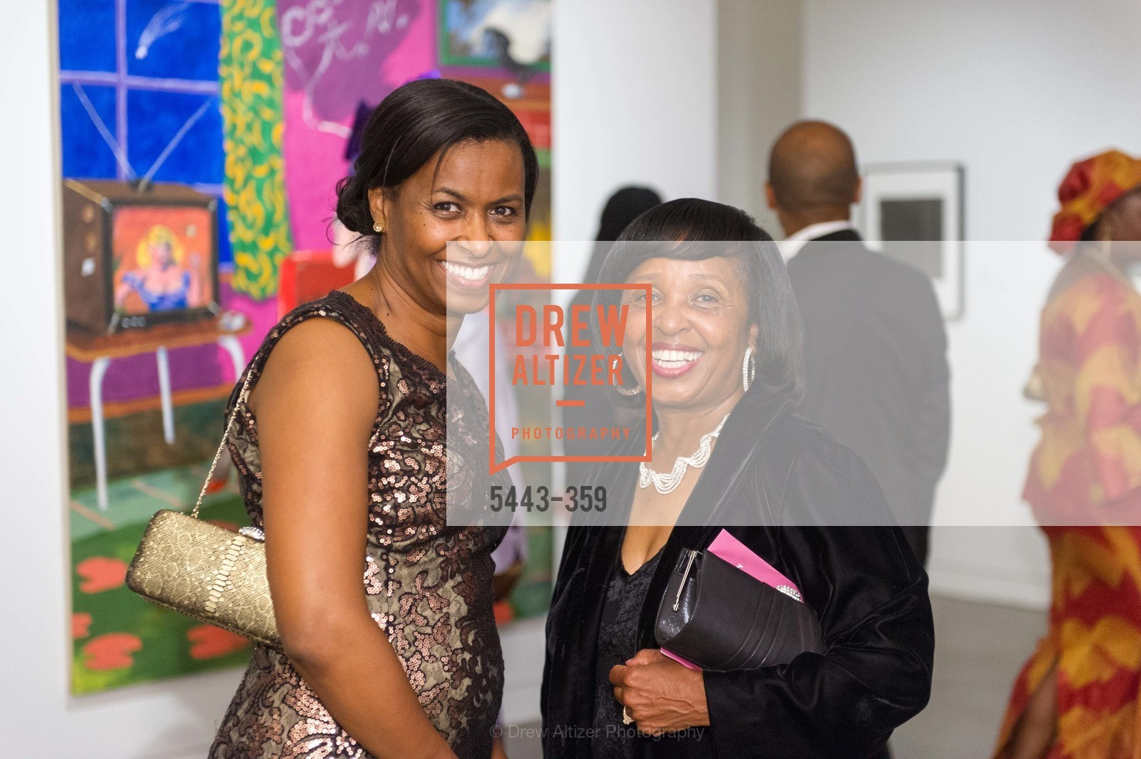 Denise Smith, Vicki Copeland, 2015 MoAD Gala: Finding the I in Diaspora, MoAD Museum & The St. Regis, October 10th, 2015,Drew Altizer, Drew Altizer Photography, full-service agency, private events, San Francisco photographer, photographer california