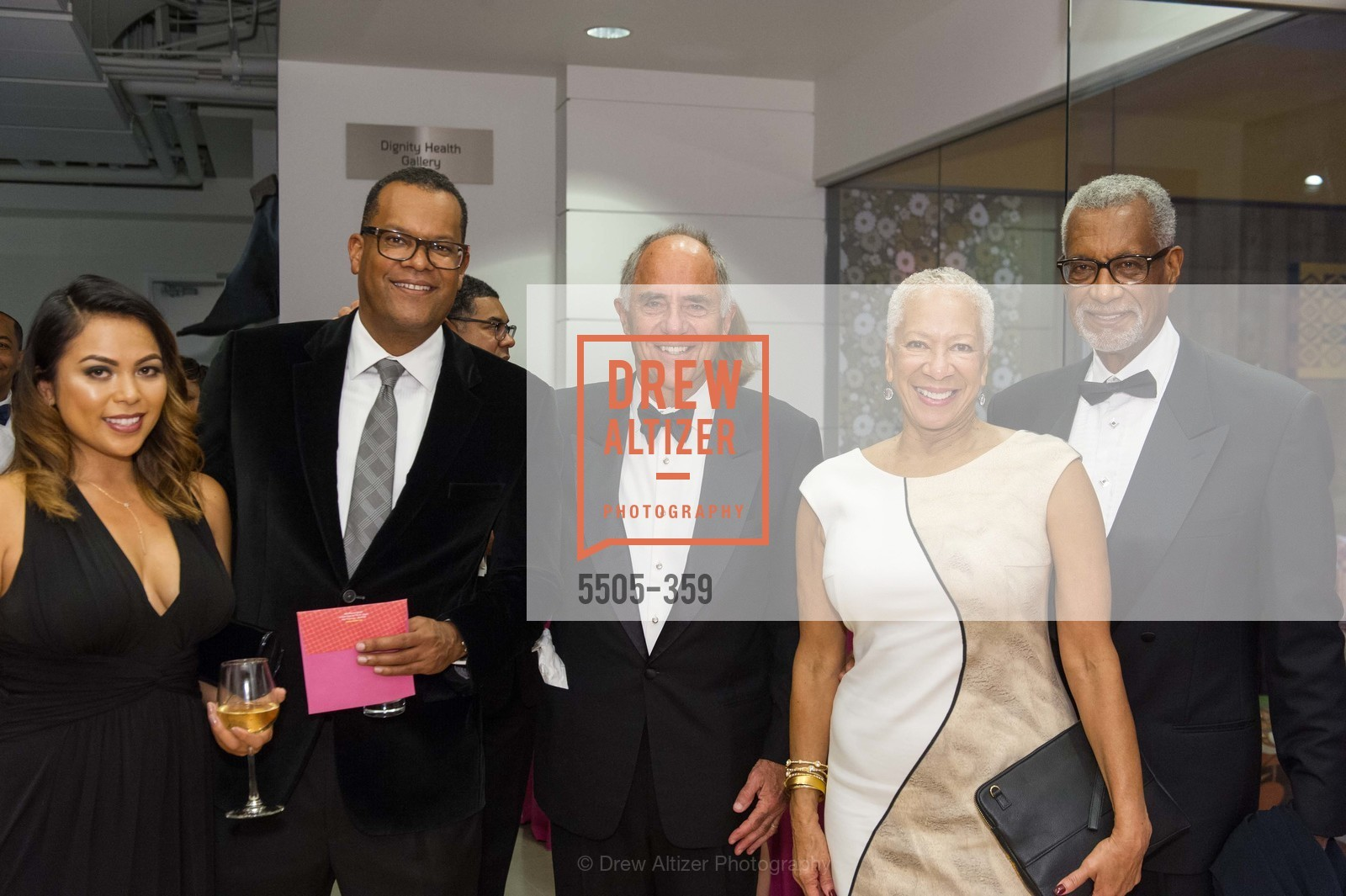 Pauline S. UL, Fred Blackwell, Bill Turner, Angela Blackwell, 2015 MoAD Gala: Finding the I in Diaspora, MoAD Museum & The St. Regis, October 10th, 2015,Drew Altizer, Drew Altizer Photography, full-service agency, private events, San Francisco photographer, photographer california