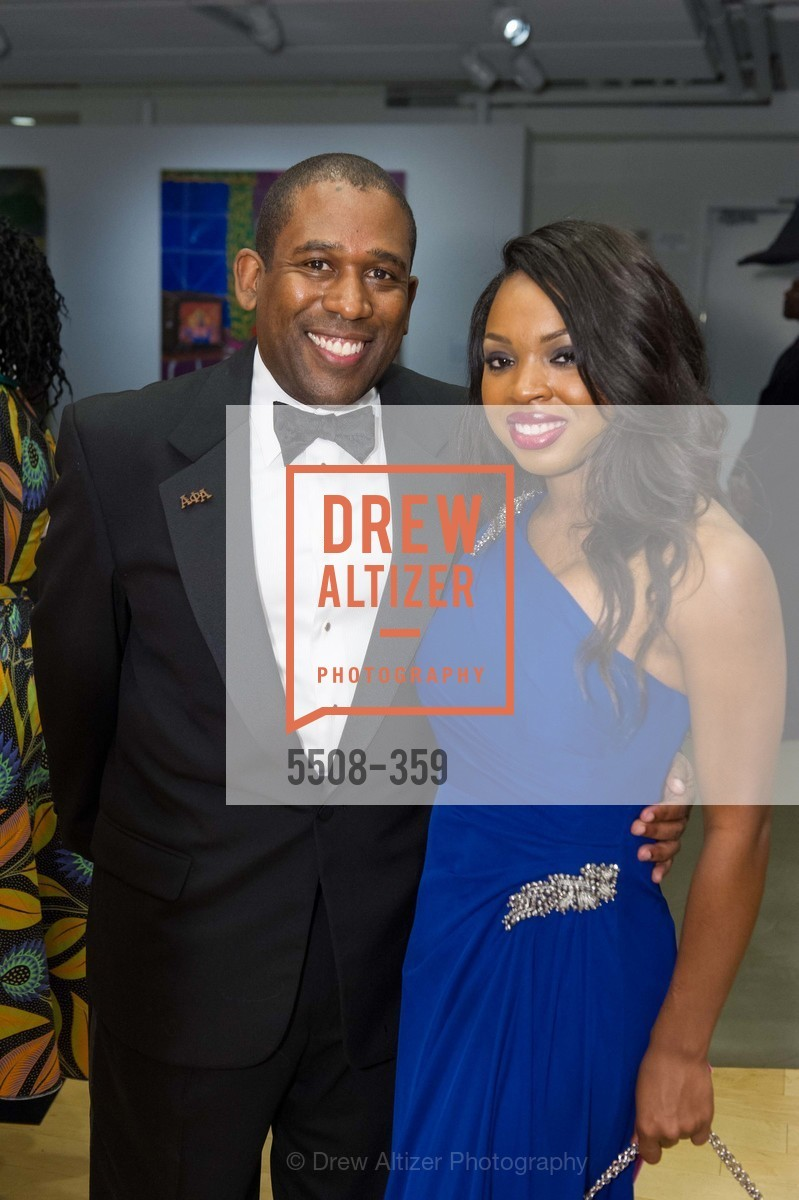 David Scott, Kellanie White, 2015 MoAD Gala: Finding the I in Diaspora, MoAD Museum & The St. Regis, October 10th, 2015,Drew Altizer, Drew Altizer Photography, full-service agency, private events, San Francisco photographer, photographer california