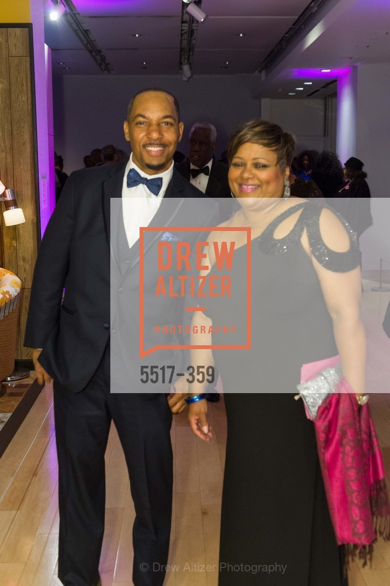 Melvin Marshall, Teresa Tyson, 2015 MoAD Gala: Finding the I in Diaspora, MoAD Museum & The St. Regis, October 10th, 2015,Drew Altizer, Drew Altizer Photography, full-service agency, private events, San Francisco photographer, photographer california