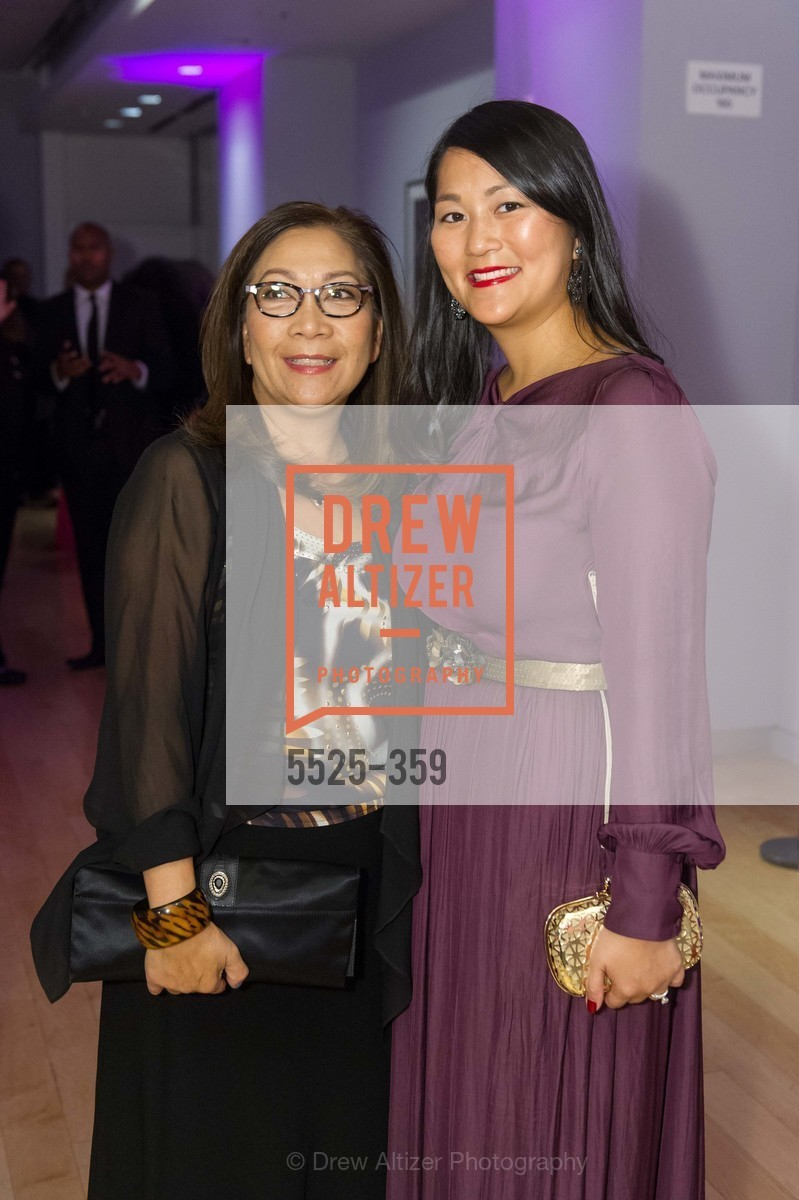 Lilian Wagner, Gena Chen, 2015 MoAD Gala: Finding the I in Diaspora, MoAD Museum & The St. Regis, October 10th, 2015,Drew Altizer, Drew Altizer Photography, full-service agency, private events, San Francisco photographer, photographer california