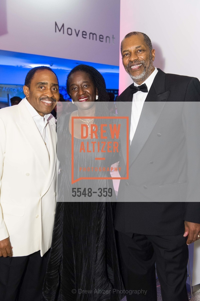 Emmett Carson, Jackie Carson, James Head, 2015 MoAD Gala: Finding the I in Diaspora, MoAD Museum & The St. Regis, October 10th, 2015,Drew Altizer, Drew Altizer Photography, full-service agency, private events, San Francisco photographer, photographer california