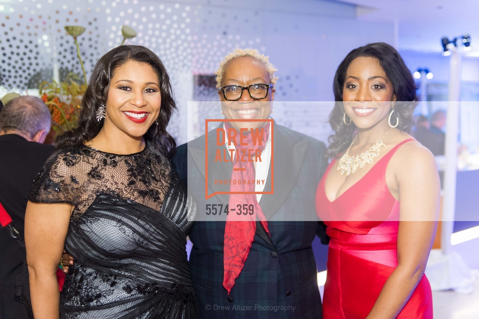 London Breed, Linda Harrison, Malia Cohen, 2015 MoAD Gala: Finding the I in Diaspora, MoAD Museum & The St. Regis, October 10th, 2015,Drew Altizer, Drew Altizer Photography, full-service agency, private events, San Francisco photographer, photographer california