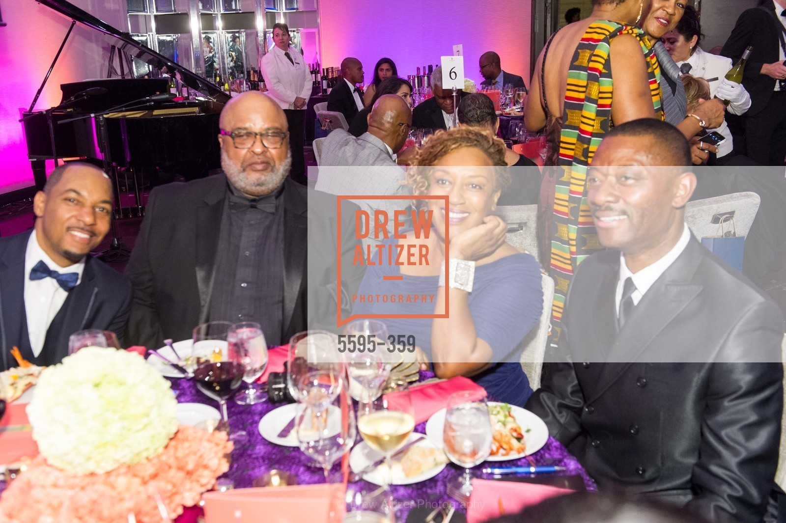 Melvin Marshall, Gregory Edwards, CCH Pounder, Kofi Bonner, 2015 MoAD Gala: Finding the I in Diaspora, MoAD Museum & The St. Regis, October 10th, 2015,Drew Altizer, Drew Altizer Photography, full-service agency, private events, San Francisco photographer, photographer california