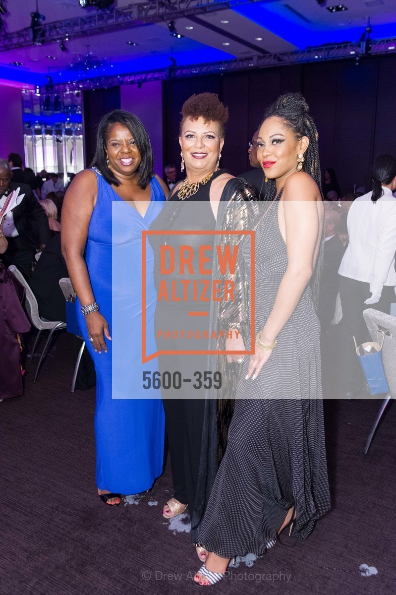Cathy Adams, J. Rosalynn Smith-Clark, Amanda Wright, 2015 MoAD Gala: Finding the I in Diaspora, MoAD Museum & The St. Regis, October 10th, 2015,Drew Altizer, Drew Altizer Photography, full-service agency, private events, San Francisco photographer, photographer california