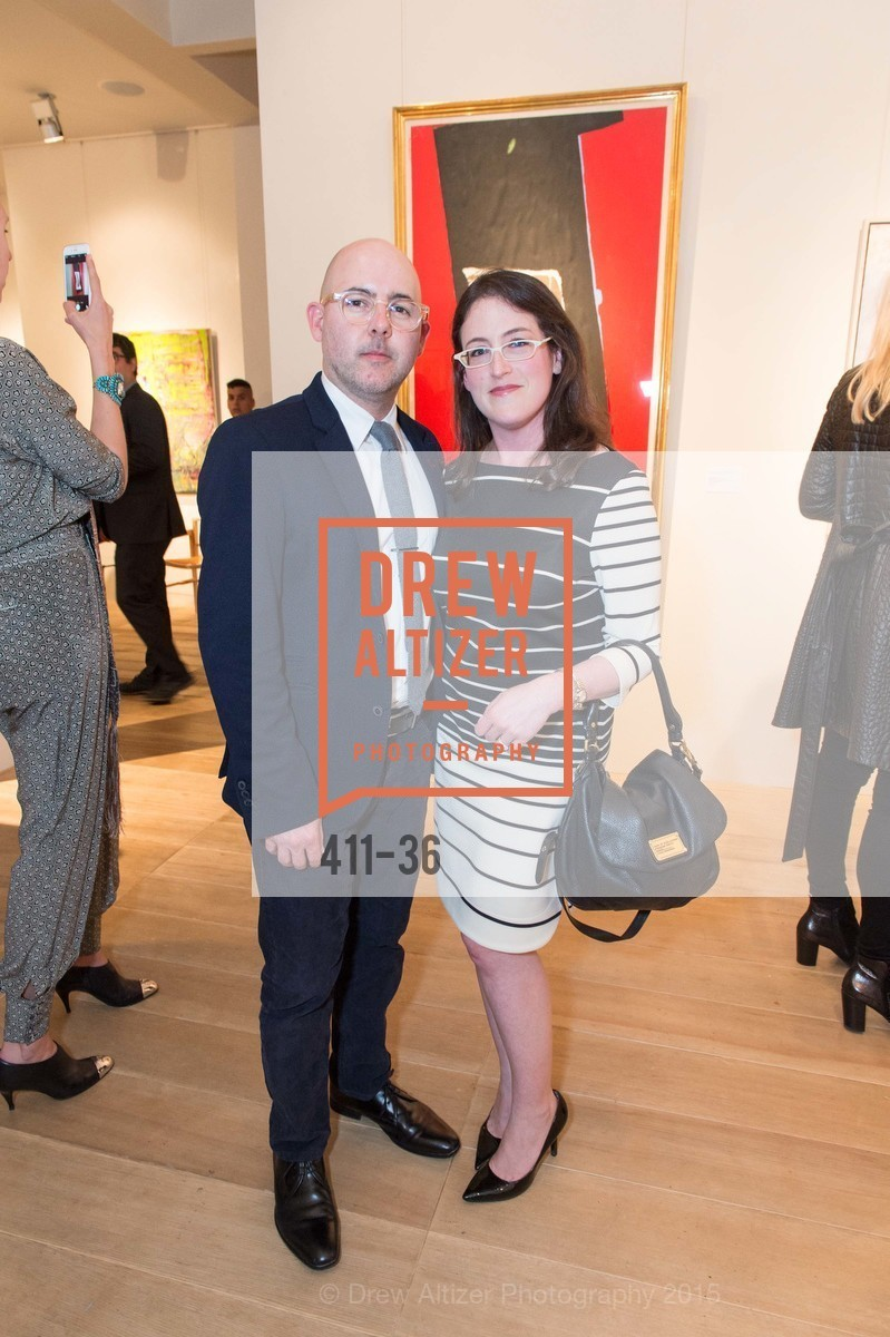 Jason Varone, Esther Bell, Post War and Contemporary preview at Hedge Gallery , Hedge Gallery. 501 Pacific Ave, San Francisco, CA 94133, April 16th, 2015,Drew Altizer, Drew Altizer Photography, full-service agency, private events, San Francisco photographer, photographer california