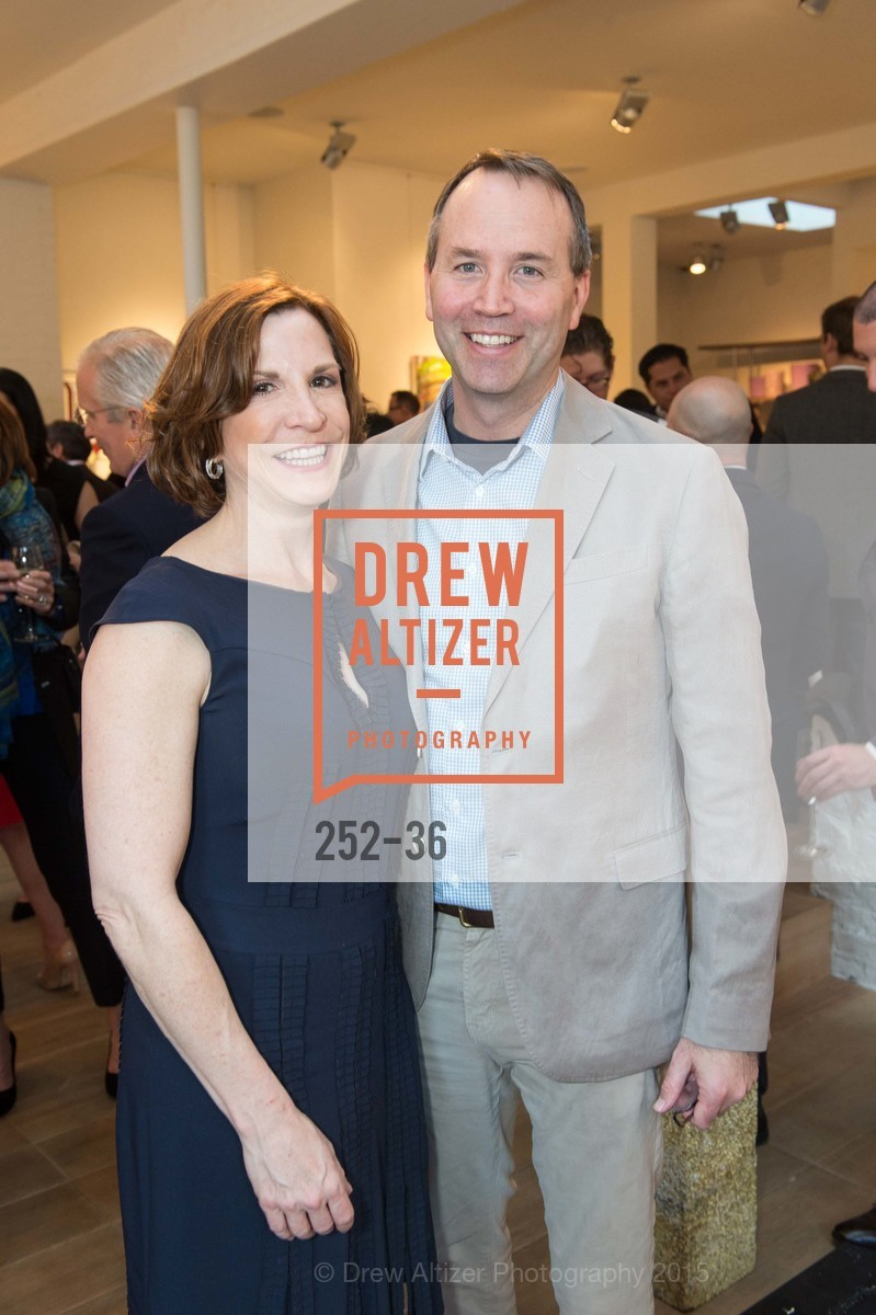 Maria Quiros, Chip Zecher, Post War and Contemporary preview at Hedge Gallery , Hedge Gallery. 501 Pacific Ave, San Francisco, CA 94133, April 16th, 2015,Drew Altizer, Drew Altizer Photography, full-service event agency, private events, San Francisco photographer, photographer California