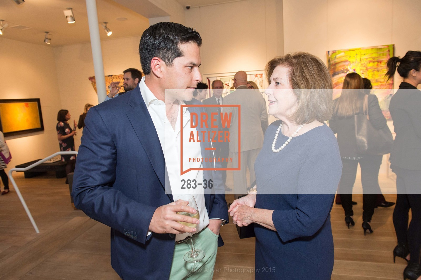 Hsu, Gretchen Berggruen, Post War and Contemporary preview at Hedge Gallery , Hedge Gallery. 501 Pacific Ave, San Francisco, CA 94133, April 16th, 2015,Drew Altizer, Drew Altizer Photography, full-service agency, private events, San Francisco photographer, photographer california