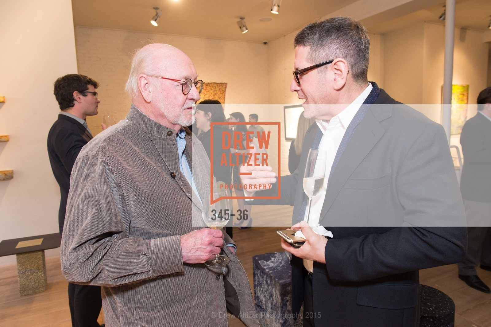 Steven Volpe, Post War and Contemporary preview at Hedge Gallery , Hedge Gallery. 501 Pacific Ave, San Francisco, CA 94133, April 16th, 2015,Drew Altizer, Drew Altizer Photography, full-service agency, private events, San Francisco photographer, photographer california