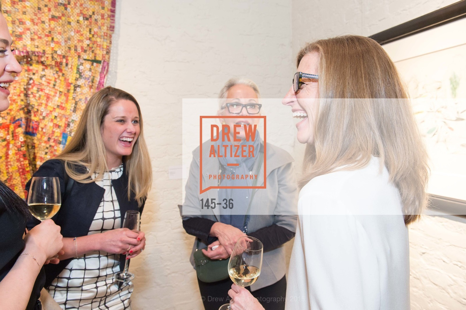 Lindsey Snyder, Nancy Ascher, Laura Nagle, Post War and Contemporary preview at Hedge Gallery , Hedge Gallery. 501 Pacific Ave, San Francisco, CA 94133, April 16th, 2015,Drew Altizer, Drew Altizer Photography, full-service agency, private events, San Francisco photographer, photographer california