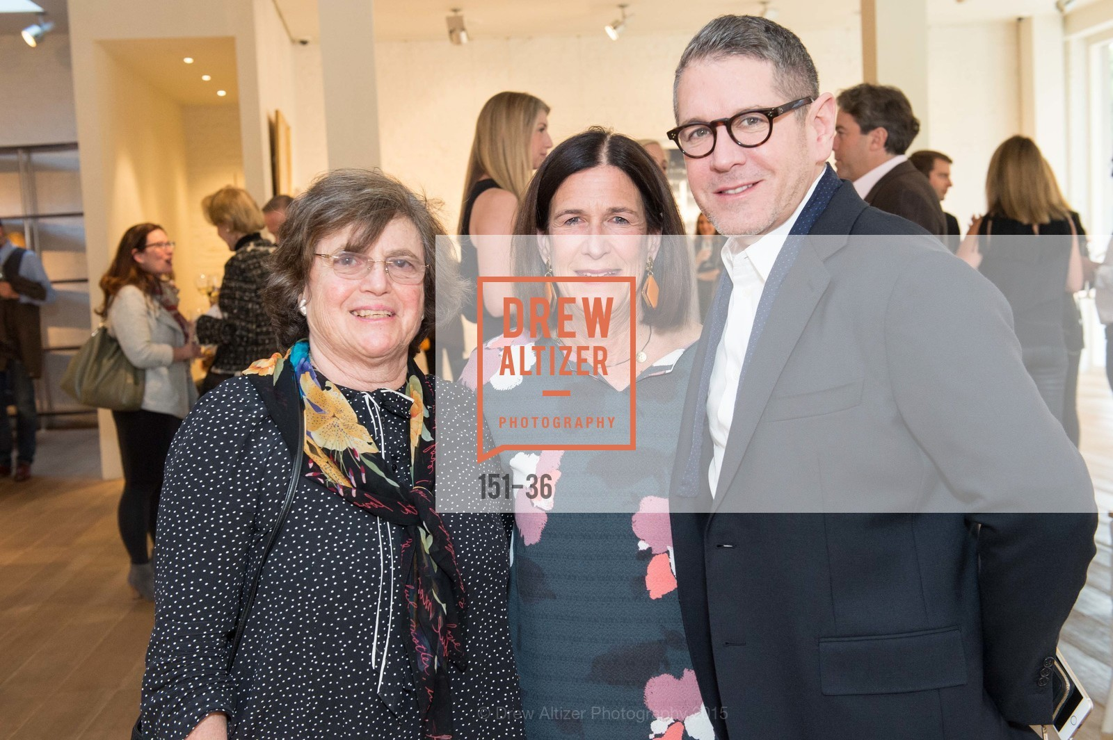 Daphne Bransten, Ellanor Noties, Steven Volpe, Post War and Contemporary preview at Hedge Gallery , Hedge Gallery. 501 Pacific Ave, San Francisco, CA 94133, April 16th, 2015,Drew Altizer, Drew Altizer Photography, full-service agency, private events, San Francisco photographer, photographer california