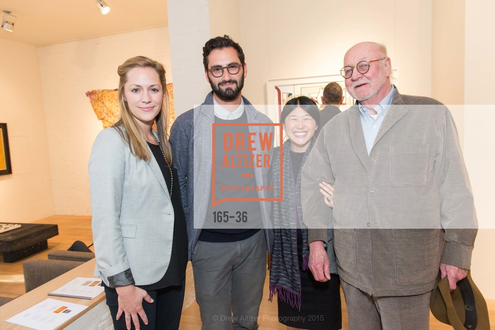 Liz Hurley, Joseph Becker, Micki Meng, Jack Wendler, Post War and Contemporary preview at Hedge Gallery , Hedge Gallery. 501 Pacific Ave, San Francisco, CA 94133, April 16th, 2015,Drew Altizer, Drew Altizer Photography, full-service agency, private events, San Francisco photographer, photographer california