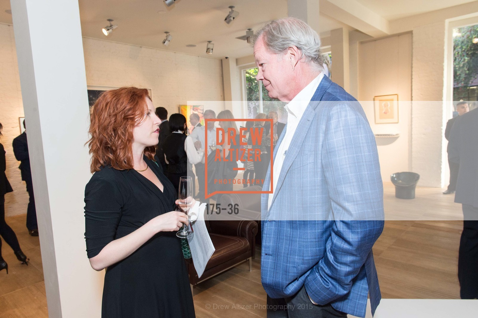 Brenda Jewett, George Jewett, Post War and Contemporary preview at Hedge Gallery , Hedge Gallery. 501 Pacific Ave, San Francisco, CA 94133, April 16th, 2015,Drew Altizer, Drew Altizer Photography, full-service agency, private events, San Francisco photographer, photographer california