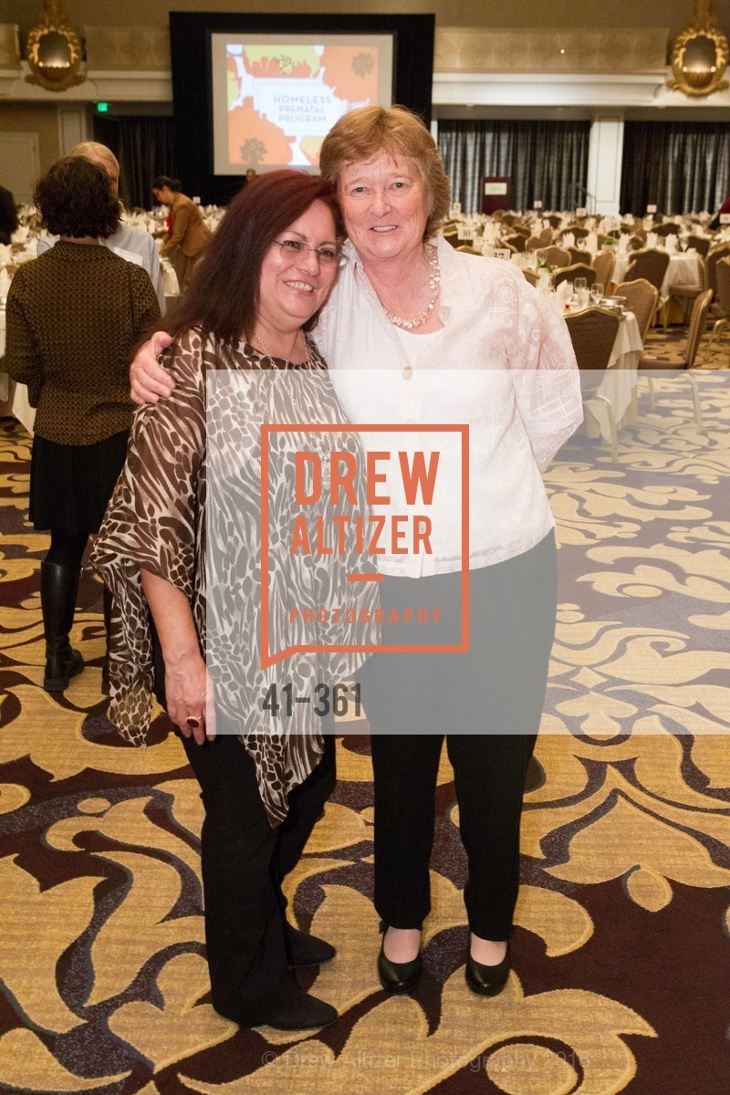 Leticia Navarro, Martha Ryan, Homeless Prenatal Programs Annual Luncheon, Fairmont Hotel, October 9th, 2015,Drew Altizer, Drew Altizer Photography, full-service event agency, private events, San Francisco photographer, photographer California