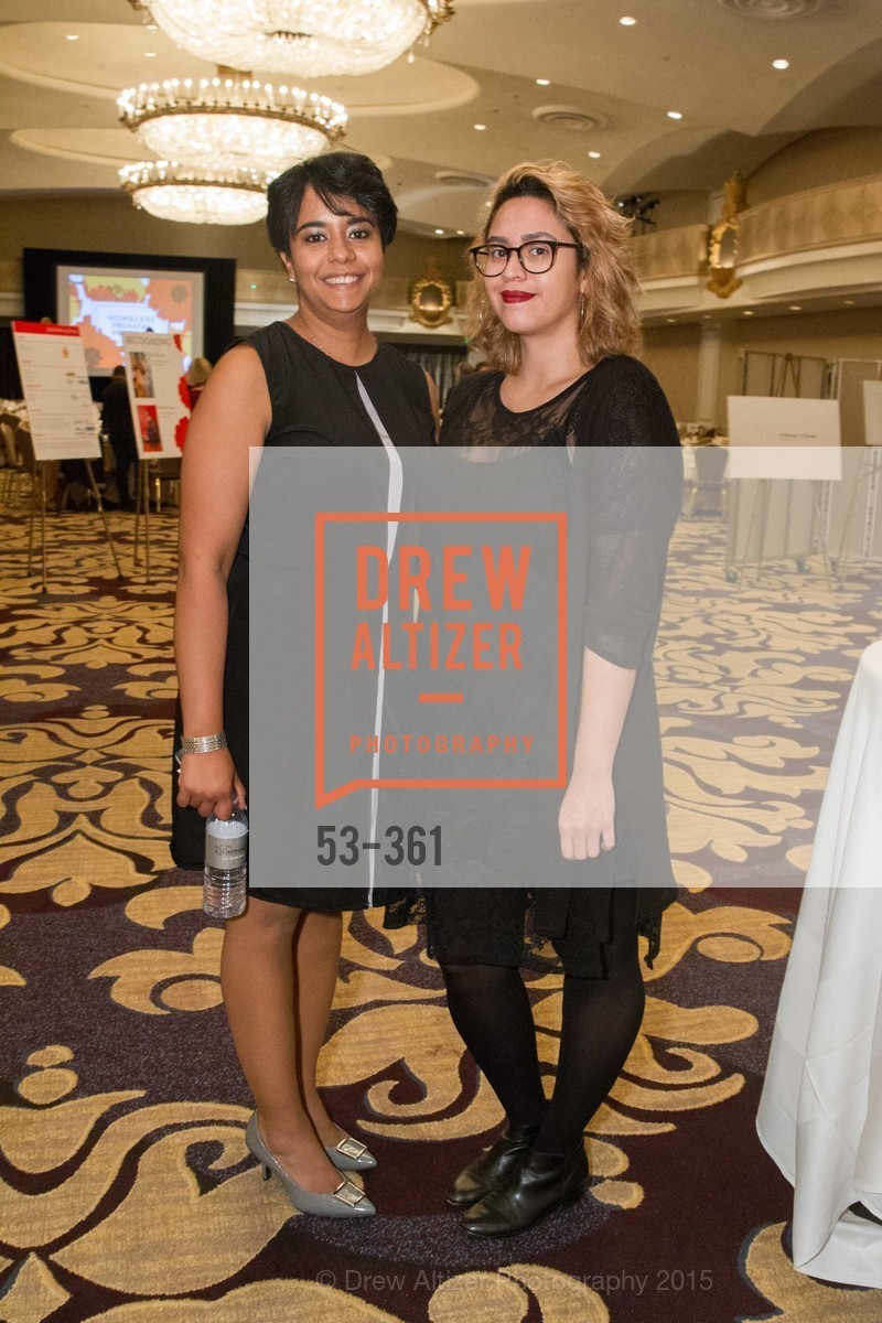 Catherine Castro, Jeanette Garcia, Homeless Prenatal Programs Annual Luncheon, Fairmont Hotel, October 9th, 2015,Drew Altizer, Drew Altizer Photography, full-service agency, private events, San Francisco photographer, photographer california