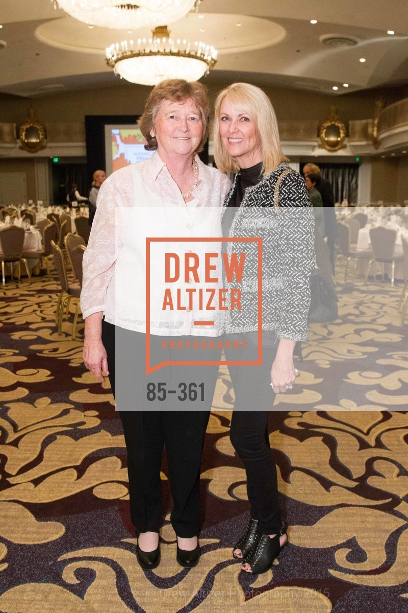 Martha Ryan, Kim Bochy, Homeless Prenatal Programs Annual Luncheon, Fairmont Hotel, October 9th, 2015,Drew Altizer, Drew Altizer Photography, full-service agency, private events, San Francisco photographer, photographer california
