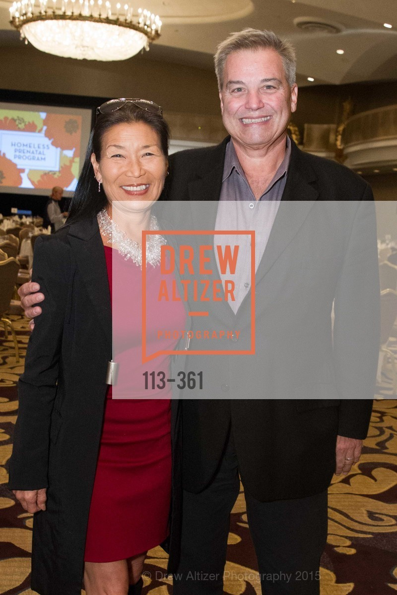 Linda Walgren, Steve Gorsky, Homeless Prenatal Programs Annual Luncheon, Fairmont Hotel, October 9th, 2015,Drew Altizer, Drew Altizer Photography, full-service agency, private events, San Francisco photographer, photographer california