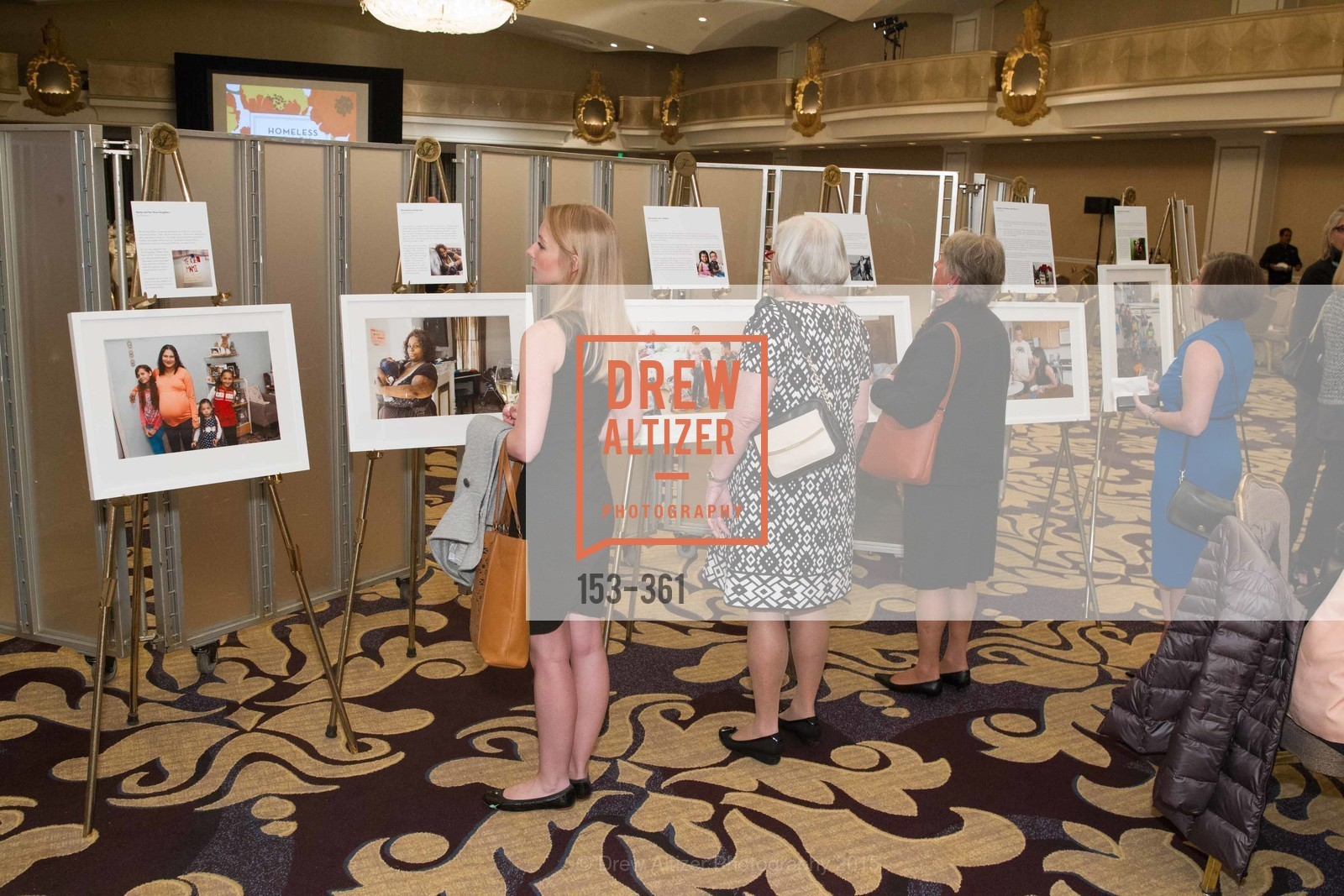 Atmosphere, Homeless Prenatal Programs Annual Luncheon, Fairmont Hotel, October 9th, 2015,Drew Altizer, Drew Altizer Photography, full-service agency, private events, San Francisco photographer, photographer california