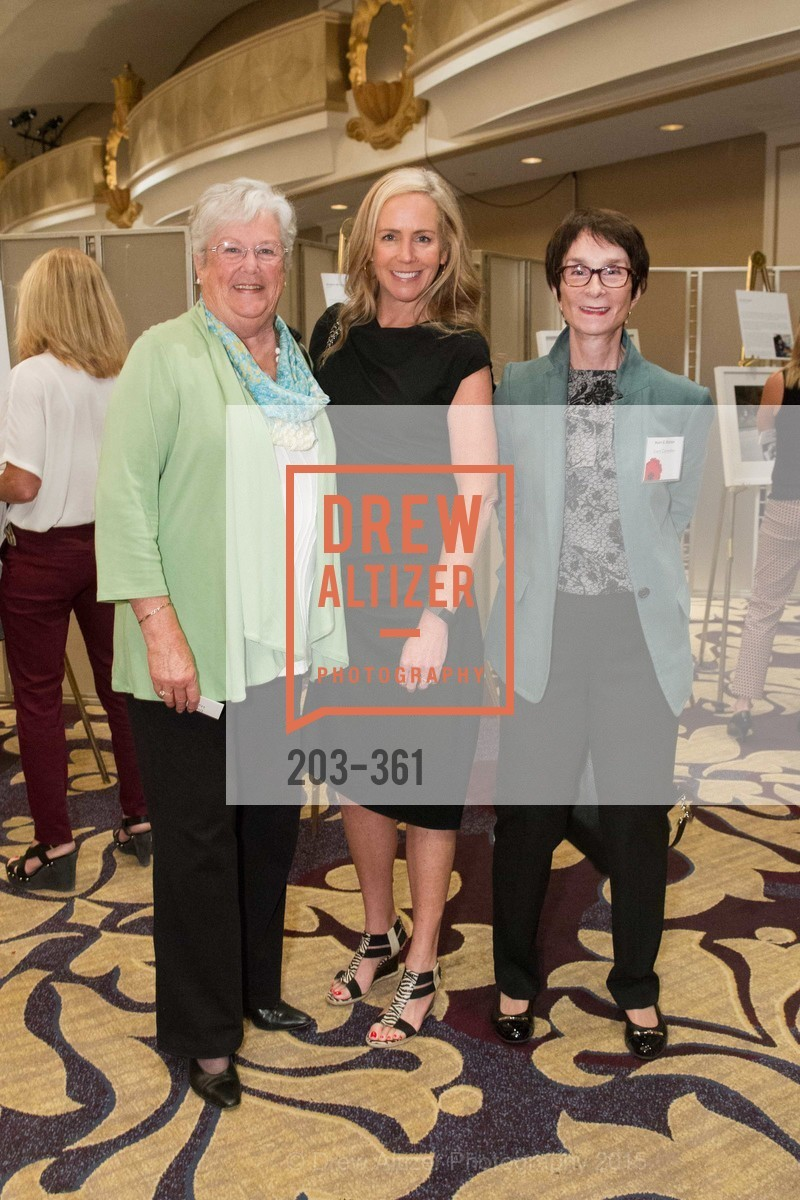 Diane Hayes, Janet Daniel, Karen Shay, Homeless Prenatal Programs Annual Luncheon, Fairmont Hotel, October 9th, 2015,Drew Altizer, Drew Altizer Photography, full-service agency, private events, San Francisco photographer, photographer california