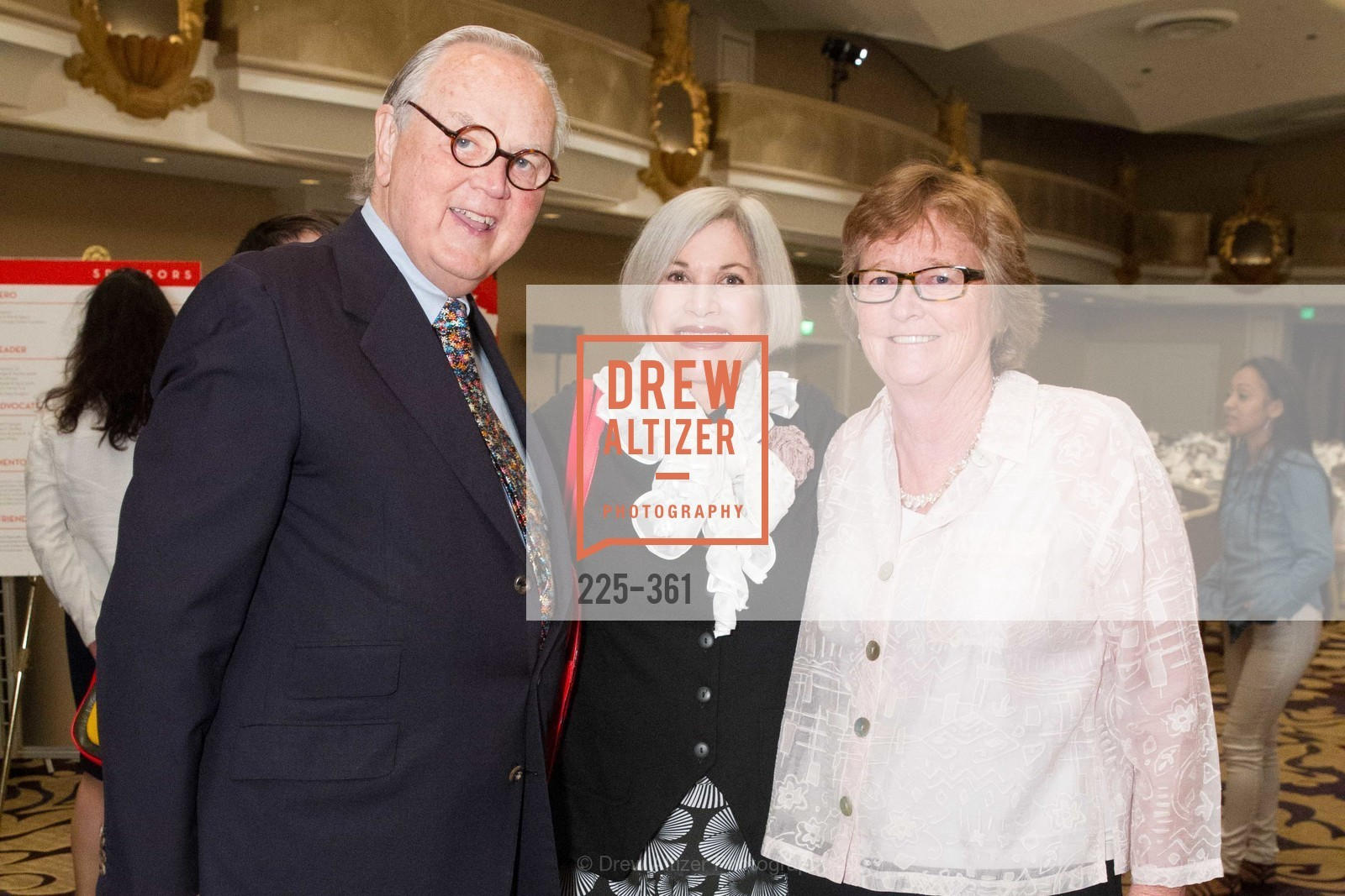 Baxter Rice, Lorie Rice, Martha Ryan, Homeless Prenatal Programs Annual Luncheon, Fairmont Hotel, October 9th, 2015,Drew Altizer, Drew Altizer Photography, full-service agency, private events, San Francisco photographer, photographer california