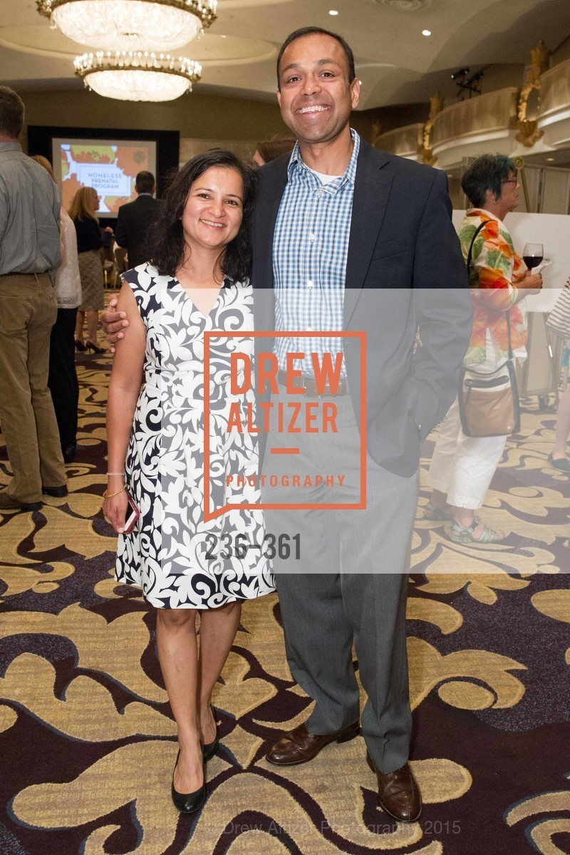 Angelea Billa, Ashish Agarwal, Homeless Prenatal Programs Annual Luncheon, Fairmont Hotel, October 9th, 2015,Drew Altizer, Drew Altizer Photography, full-service event agency, private events, San Francisco photographer, photographer California