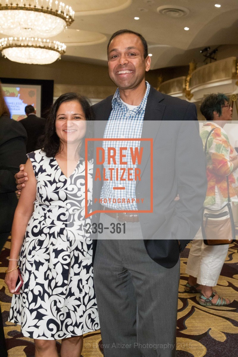Angelea Billa, Ashish Agarwal, Homeless Prenatal Programs Annual Luncheon, Fairmont Hotel, October 9th, 2015,Drew Altizer, Drew Altizer Photography, full-service agency, private events, San Francisco photographer, photographer california