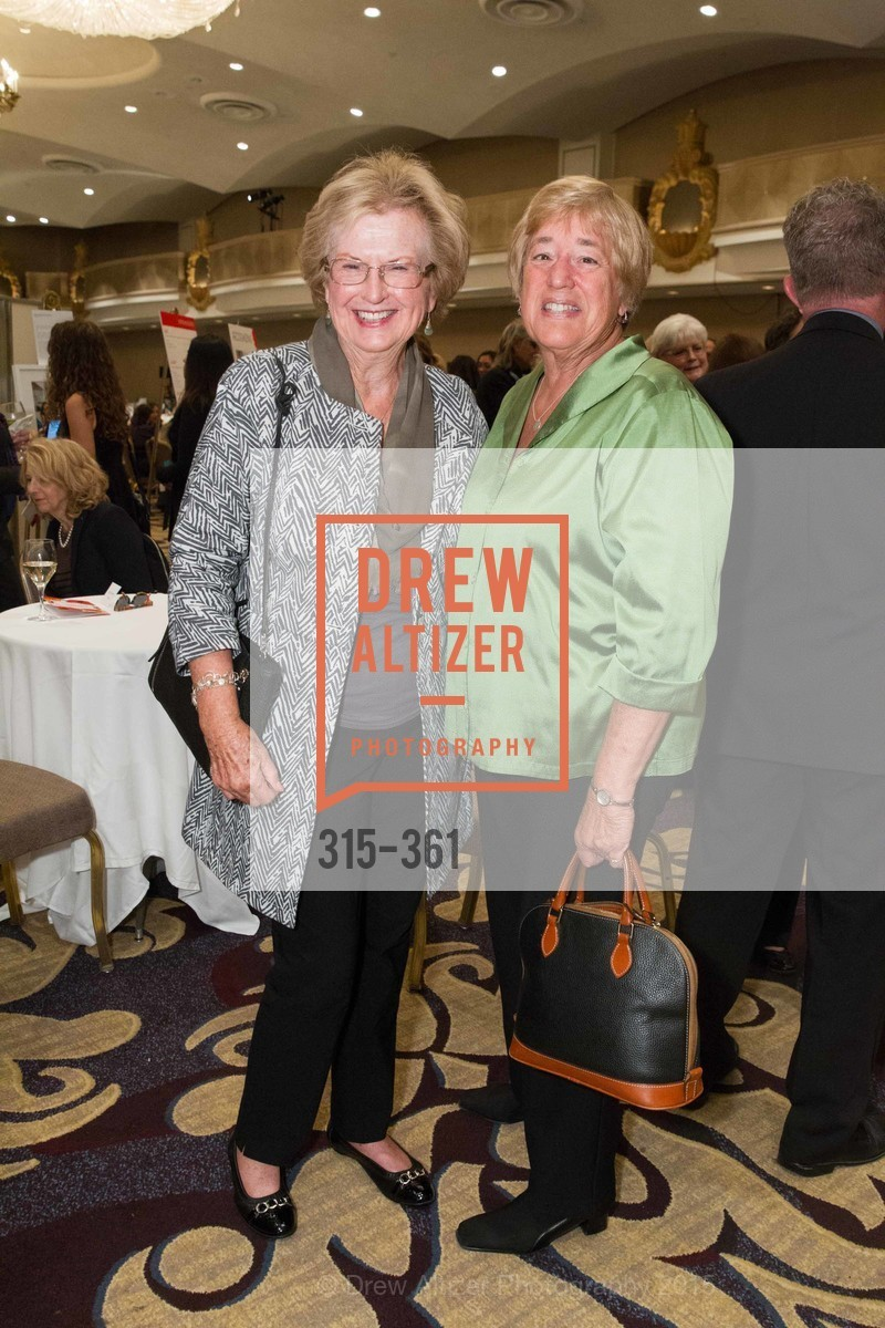 Mary Mccaffrey, Sandy Breem, Homeless Prenatal Programs Annual Luncheon, Fairmont Hotel, October 9th, 2015,Drew Altizer, Drew Altizer Photography, full-service event agency, private events, San Francisco photographer, photographer California