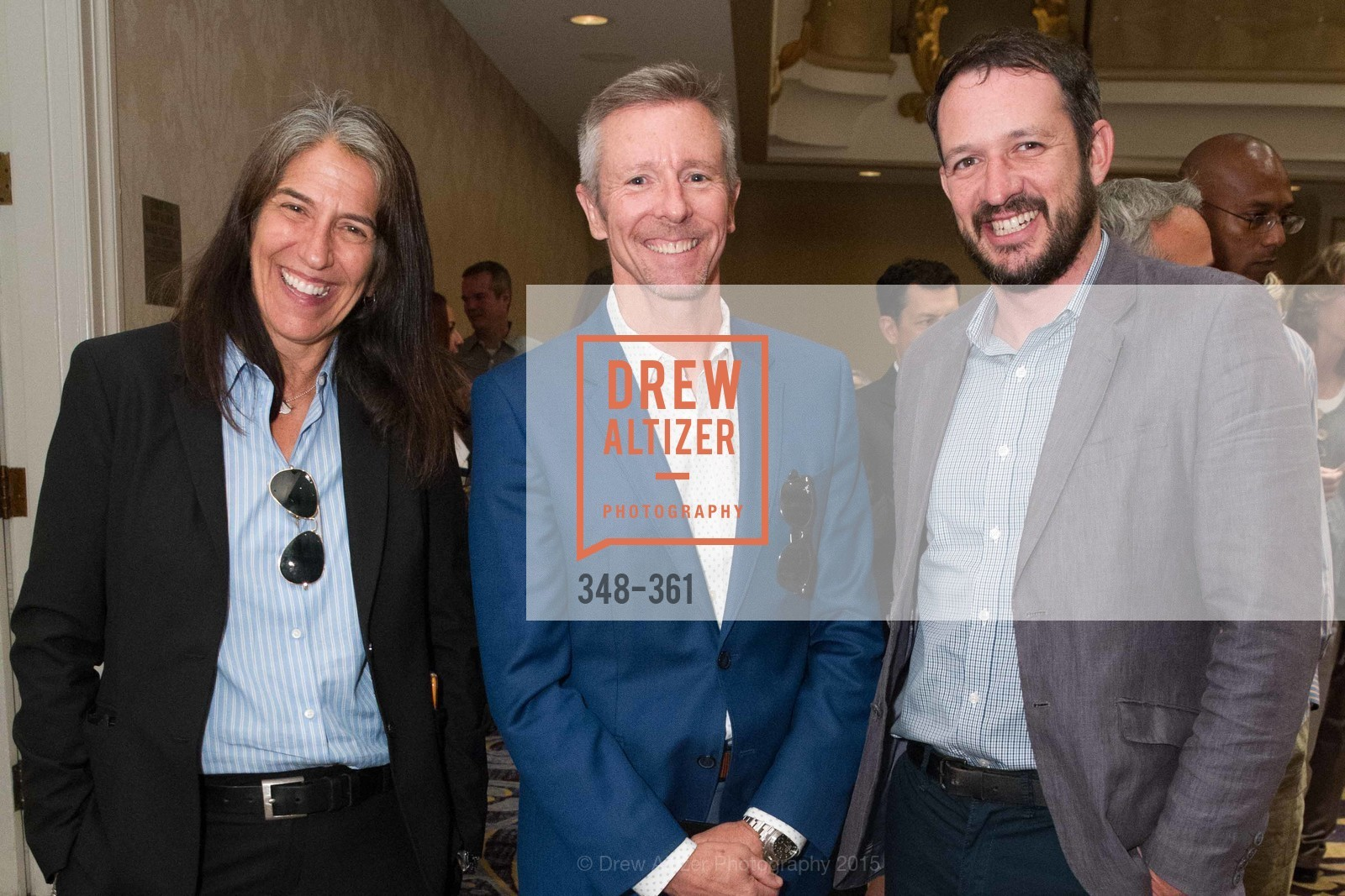 Sunny Schwartz, Steve Good, Marc Vogl, Homeless Prenatal Programs Annual Luncheon, Fairmont Hotel, October 9th, 2015,Drew Altizer, Drew Altizer Photography, full-service event agency, private events, San Francisco photographer, photographer California