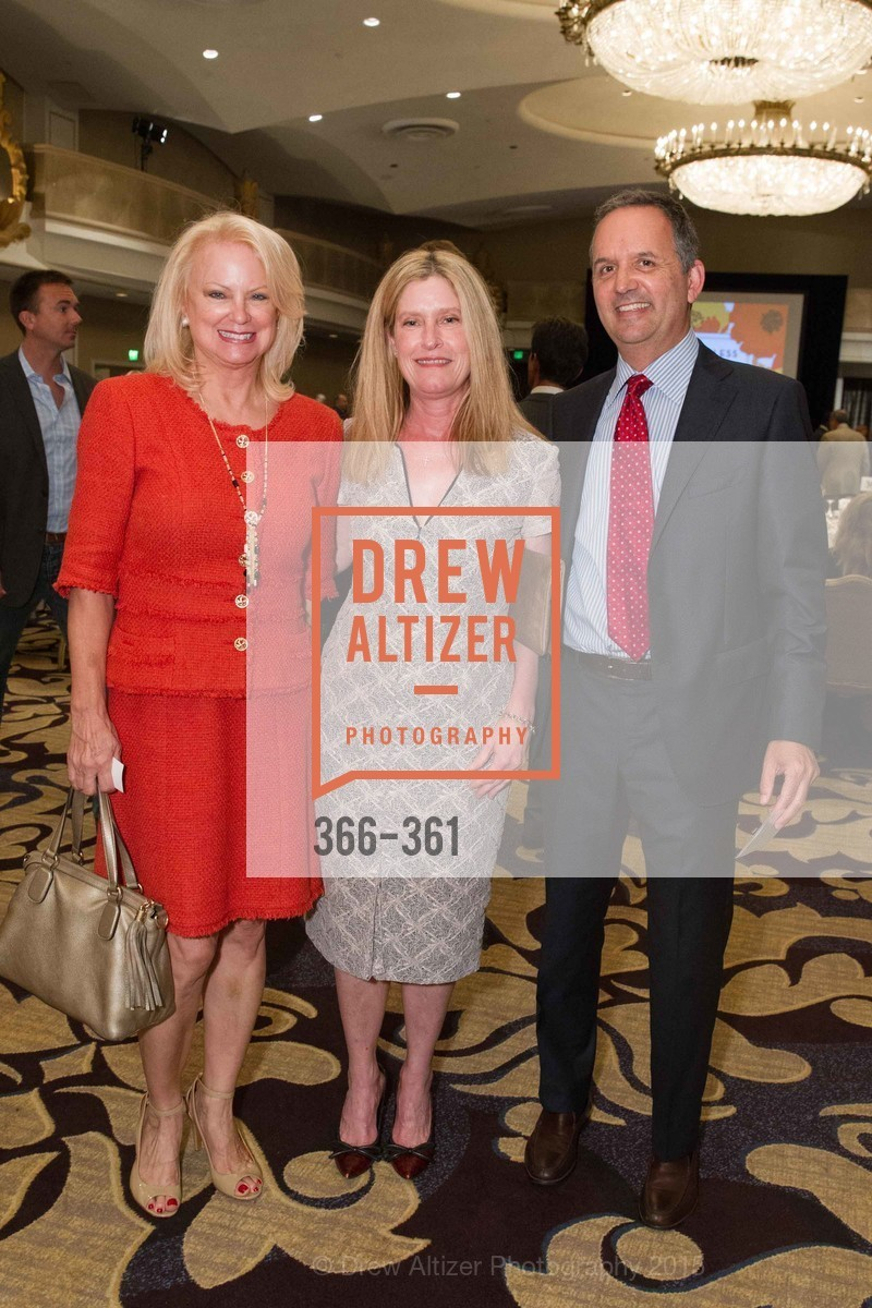 Chandra Freeze, Dandra Degiuseppe, Rick Matkovich, Homeless Prenatal Programs Annual Luncheon, Fairmont Hotel, October 9th, 2015,Drew Altizer, Drew Altizer Photography, full-service agency, private events, San Francisco photographer, photographer california