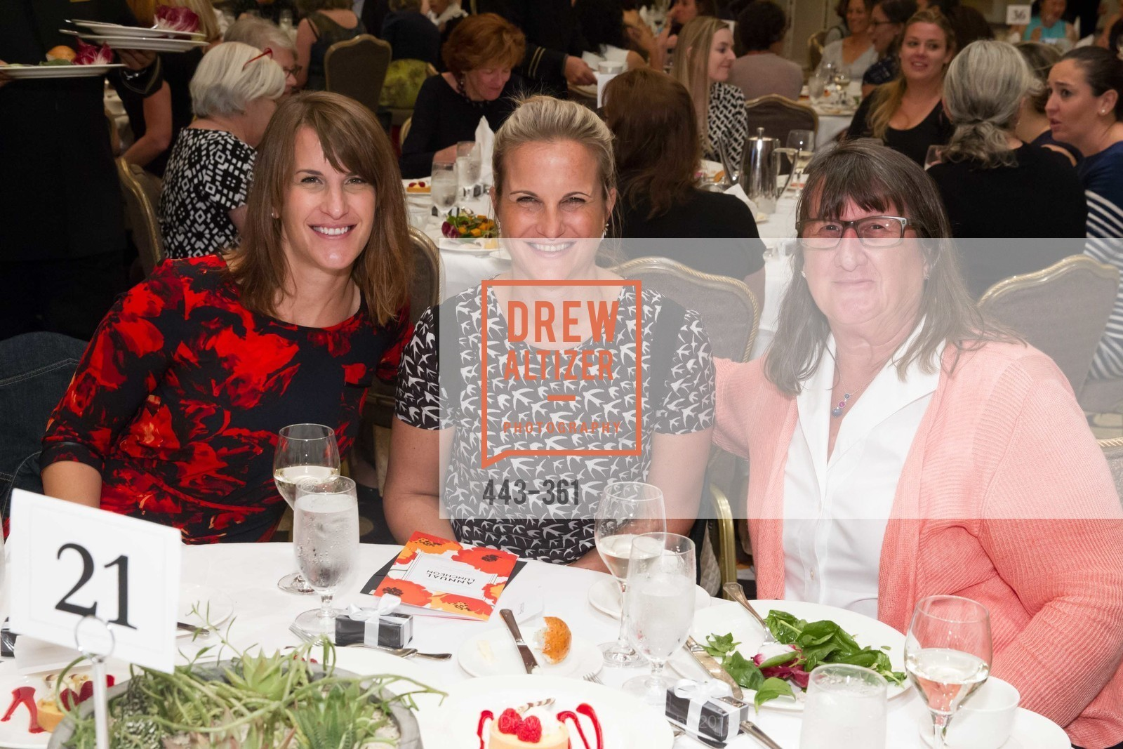 Megan Bechtol, Sharon Bechtol, Homeless Prenatal Programs Annual Luncheon, Fairmont Hotel, October 9th, 2015,Drew Altizer, Drew Altizer Photography, full-service event agency, private events, San Francisco photographer, photographer California