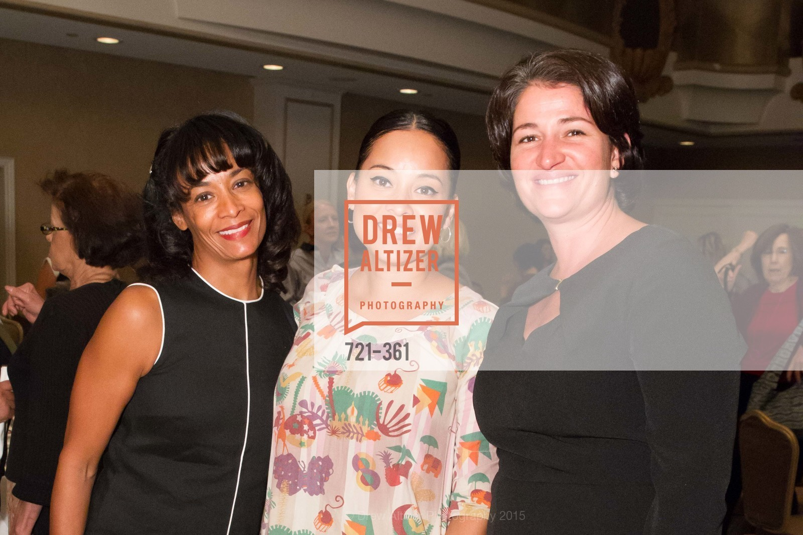 Monique Kobinger, Zafania Prezza, Debbie Landres, Homeless Prenatal Programs Annual Luncheon, Fairmont Hotel, October 9th, 2015,Drew Altizer, Drew Altizer Photography, full-service agency, private events, San Francisco photographer, photographer california