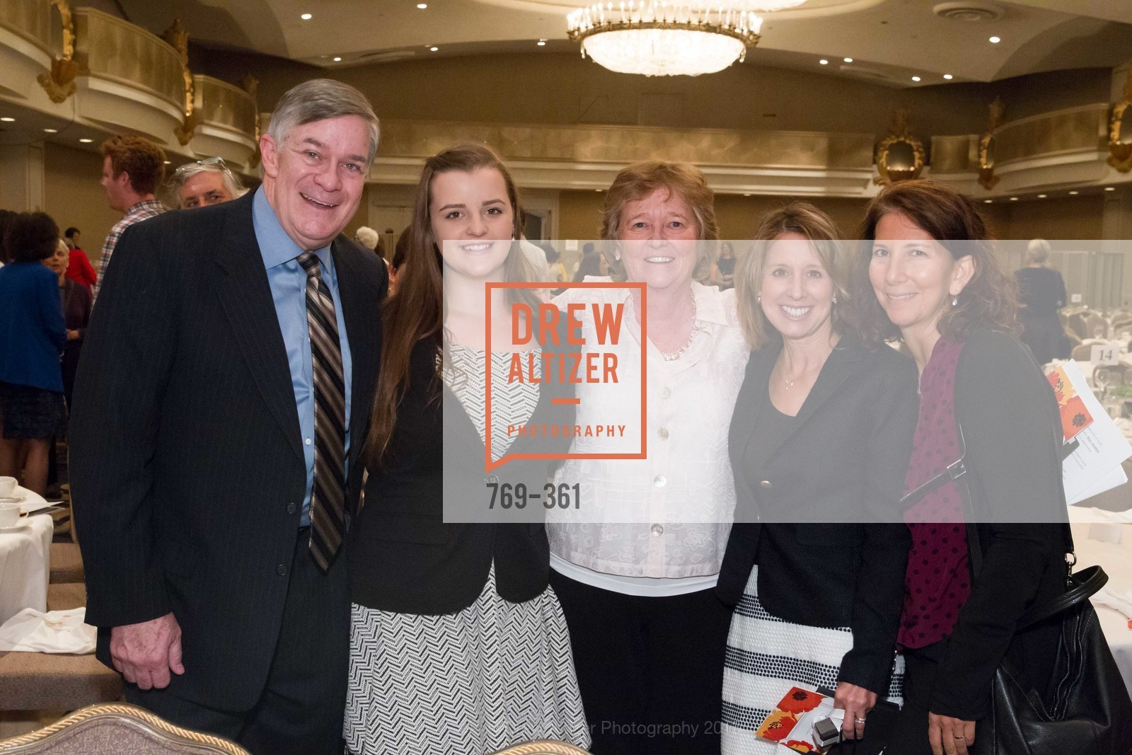 Dan McDonald, Emma McDonald, Martha Ryan, Homeless Prenatal Programs Annual Luncheon, Fairmont Hotel, October 9th, 2015,Drew Altizer, Drew Altizer Photography, full-service agency, private events, San Francisco photographer, photographer california