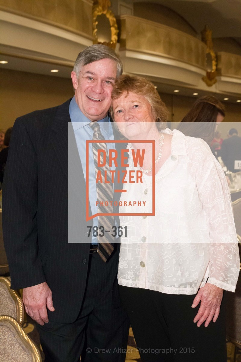 Dan McDonald, Martha Ryan, Homeless Prenatal Programs Annual Luncheon, Fairmont Hotel, October 9th, 2015,Drew Altizer, Drew Altizer Photography, full-service agency, private events, San Francisco photographer, photographer california