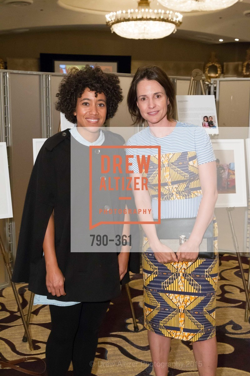 Erica Deeman, Natalie Szeszkowski, Homeless Prenatal Programs Annual Luncheon, Fairmont Hotel, October 9th, 2015,Drew Altizer, Drew Altizer Photography, full-service agency, private events, San Francisco photographer, photographer california