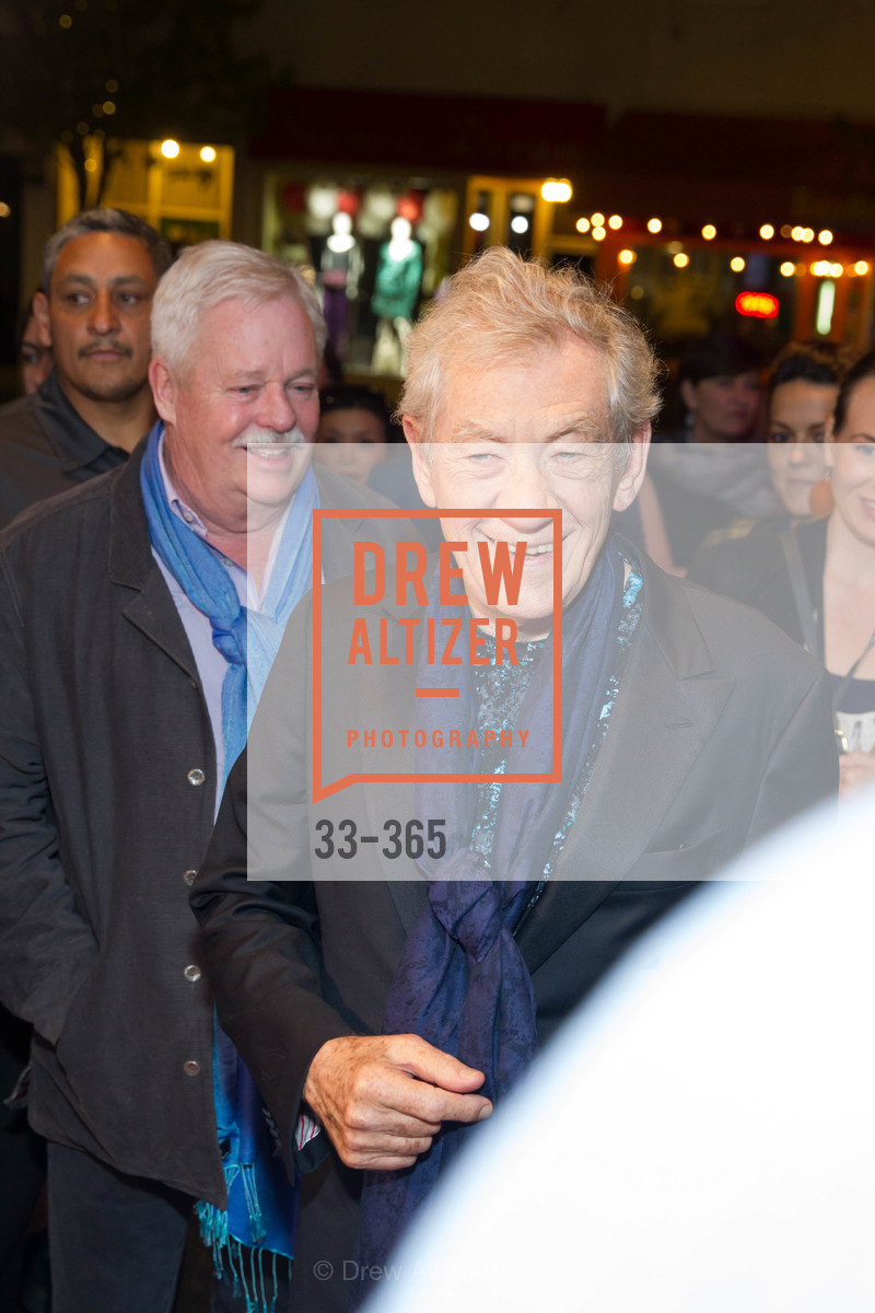 Armistead Maupin, Sir Ian McKellan, Mill Valley Film Festival Tribute to Ian McKellen, Christopher B. Smith Rafael Film Center. 1118 Fourth Street, October 10th, 2015,Drew Altizer, Drew Altizer Photography, full-service agency, private events, San Francisco photographer, photographer california