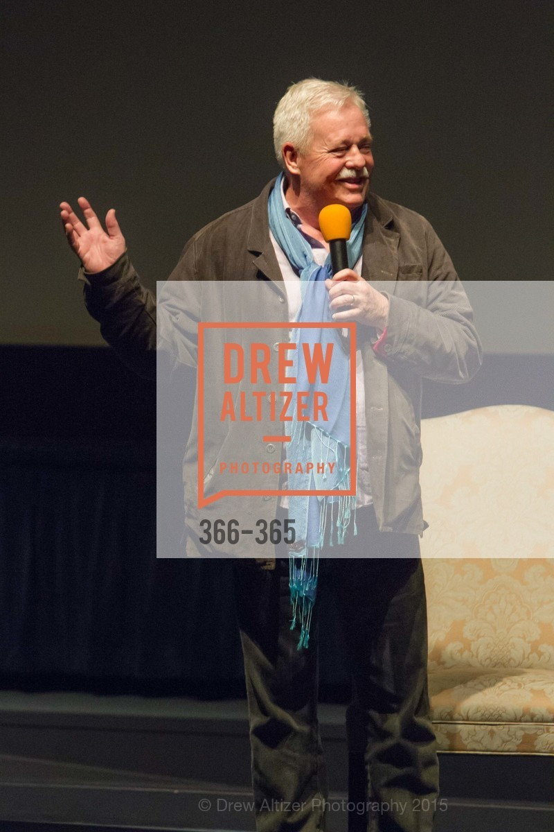 Armistead Maupin, Mill Valley Film Festival Tribute to Ian McKellen, Christopher B. Smith Rafael Film Center. 1118 Fourth Street, October 10th, 2015,Drew Altizer, Drew Altizer Photography, full-service agency, private events, San Francisco photographer, photographer california
