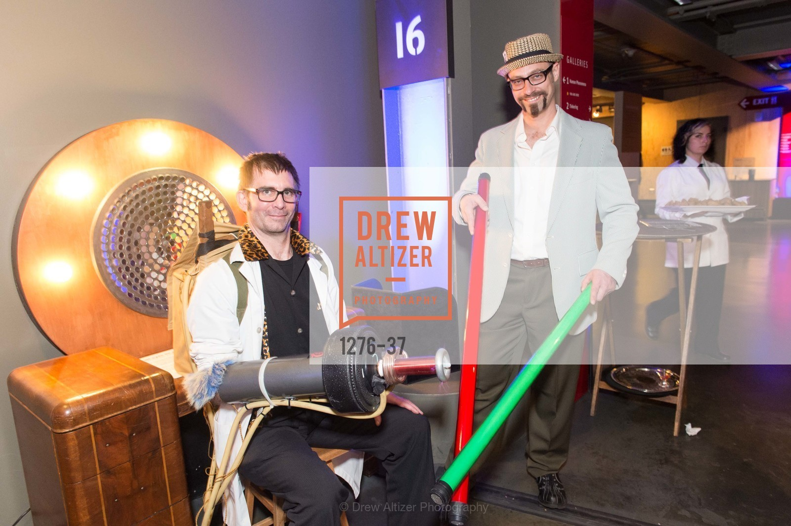 Extras, EXPLORATORIUM SPRING GALA: Catalyze Your Curiosity, April 16th, 2015, Photo